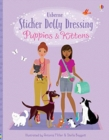 Sticker Dolly Dressing Puppies and Kittens - Book