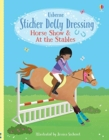 Sticker Dolly Dressing Horse Show and At the Stables - Book