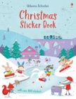 Christmas Sticker Book - Book