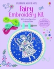 Embroidery Kit: Fairy - Book