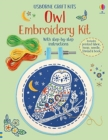 Embroidery Kit: Owl - Book