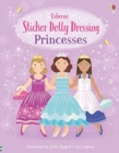 Sticker Dolly Dressing Princesses - Book