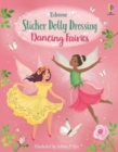 Sticker Dolly Dressing Dancing Fairies - Book