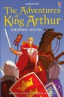 The Adventures of King Arthur Graphic Novel - Book