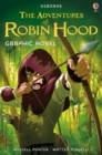 The Adventures of Robin Hood Graphic Novel - Book