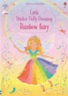 Little Sticker Dolly Dressing Rainbow Fairy - Book
