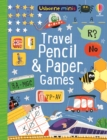 Travel Pencil and Paper Games - Book