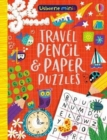Travel Pencil and Paper Puzzles - Book