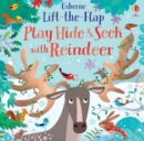 Play Hide and Seek With Reindeer - Book