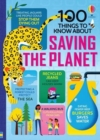 100 Things to Know About Saving the Planet - Book