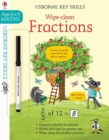 Wipe-clean Fractions 8-9 - Book