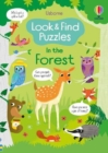 Look and Find Puzzles: In the Forest - Book