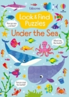 Look and Find Puzzles Under the Sea - Book