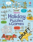 Holiday Puzzles and Games - Book