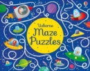 Maze Puzzles - Book