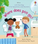 Where Does Poo Go? - Book