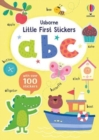 Little First Stickers ABC - Book