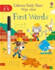 Early Years Wipe-Clean First Words - Book