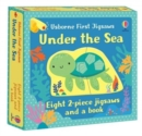 Usborne First Jigsaws: Under the Sea - Book