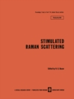 Stimulated Raman Scattering - eBook