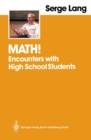 Math! : Encounters with High School Students - eBook
