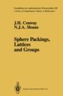 Sphere Packings, Lattices and Groups - eBook