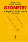 Geometry : A High School Course - eBook
