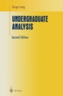 Undergraduate Analysis - eBook