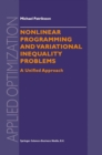 Nonlinear Programming and Variational Inequality Problems : A Unified Approach - eBook