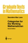 Categories for the Working Mathematician - eBook