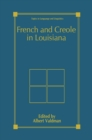 French and Creole in Louisiana - eBook