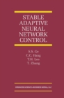 Stable Adaptive Neural Network Control - eBook