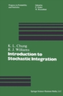 Introduction to Stochastic Integration - eBook