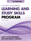 The HM Learning and Study Skills Program : Teacher's Guide Level 3 - eBook