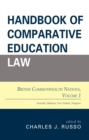 Handbook of Comparative Education Law : British Commonwealth Nations - eBook