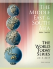 The Middle East and South Asia 2018-2019 - eBook