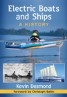 Electric Boats and Ships : A History - eBook