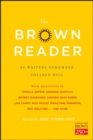 The Brown Reader : 50 Writers Remember College Hill - eBook