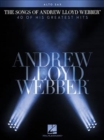 The Songs Of Andrew Lloyd Webber : Alto Saxophone - Book