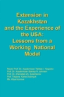 Extension in Kazakhstan and the Experience of the Usa:Lessons from a Working National Model - eBook
