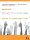 Oo-Camhs : Service Transformation Toolkit - eBook