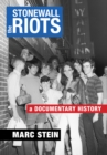 The Stonewall Riots : A Documentary History - Book