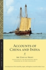 Accounts of China and India - Book