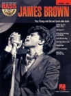 James Brown : Bass Play-Along Volume 48 - Book