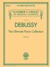Debussy : The Ultimate Piano Collection - Book