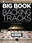Big Book Of Backing Tracks - 200 High-Quality Play-Along Tracks In All Styles (Book/USB) - Book