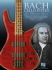 J.S. Bach : Cello Suites For Electric Bass - Book