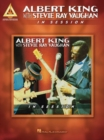 Albert King With Stevie Ray Vaughan : In Session - Guitar Recorded Version - Book