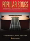 Popular Songs For Easy Classical Guitar - Book