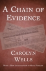 A Chain of Evidence - eBook